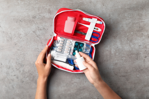 Tips on How to Pack Your Travel Medical Kit